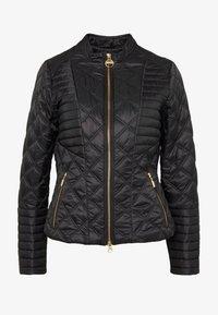 Barbour International - FREETHROW QUILT - Light jacket - black - 5