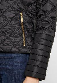 Barbour International - FREETHROW QUILT - Light jacket - black - 6