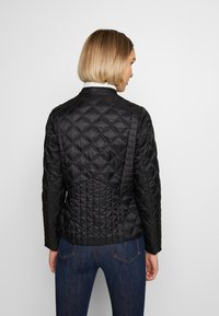 Barbour International - FREETHROW QUILT - Light jacket - black - 2