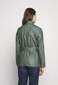 Barbour International - BEARINGS CASUAL - Summer jacket - tussock - 2