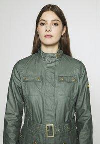 Barbour International - BEARINGS CASUAL - Summer jacket - tussock - 4