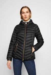 Barbour International - RINGSIDE QUILT - Light jacket - black - 0