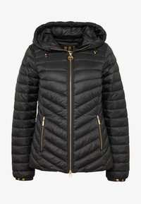 Barbour International - RINGSIDE QUILT - Light jacket - black - 4