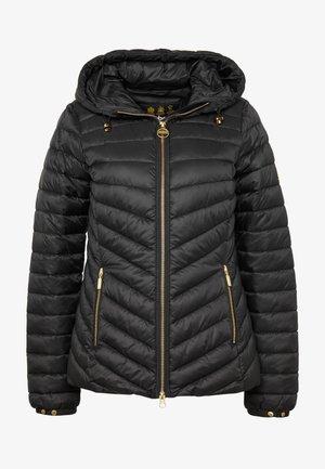 RINGSIDE QUILT - Light jacket - black