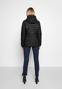 Barbour International - RINGSIDE QUILT - Light jacket - black