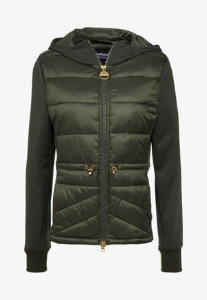 Light jacket - moto green