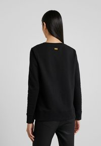 Barbour International - RELAY OVERLAYER - Sweatshirt - black - 2