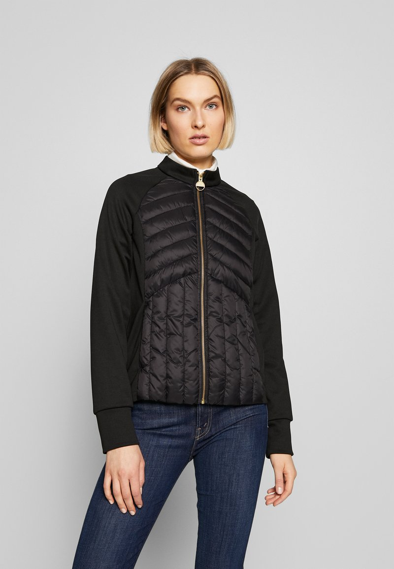 Barbour International - DRIVE - Light jacket - black
