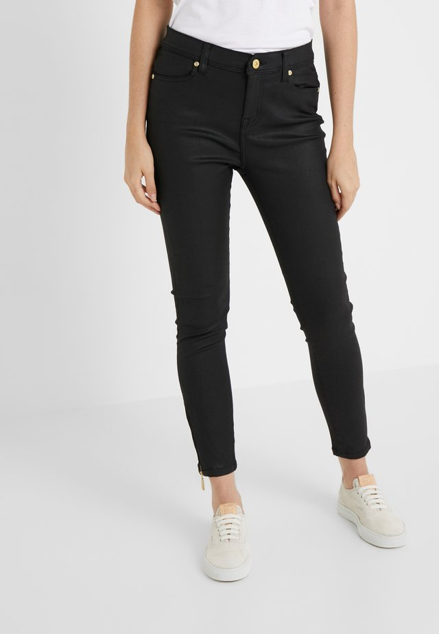 COATED DURANT  - Jeans Skinny Fit - black