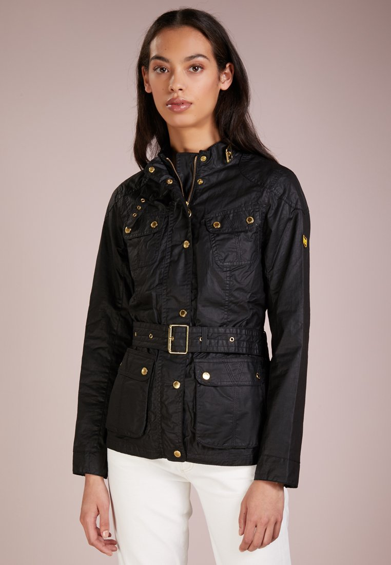Barbour International - ANGLESEY - Parka - black