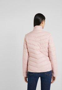 Barbour International - AUBERN QUILT - Light jacket - blusher - 2