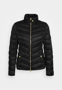 Barbour International - AUBERN QUILT - Light jacket - black - 3