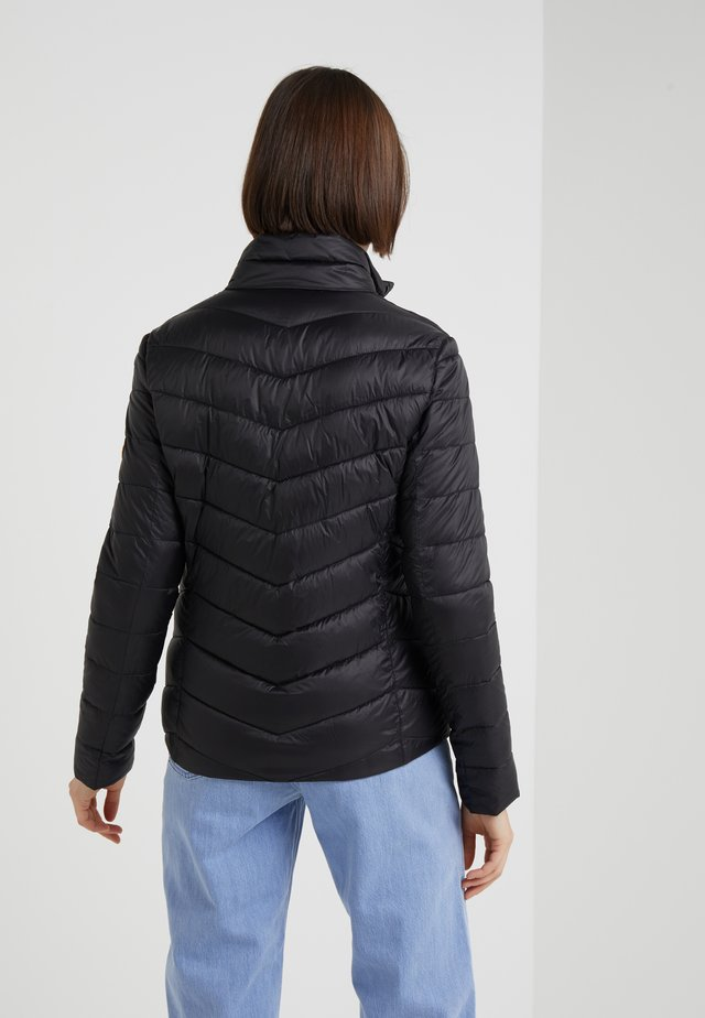 AUBERN QUILT - Light jacket - black