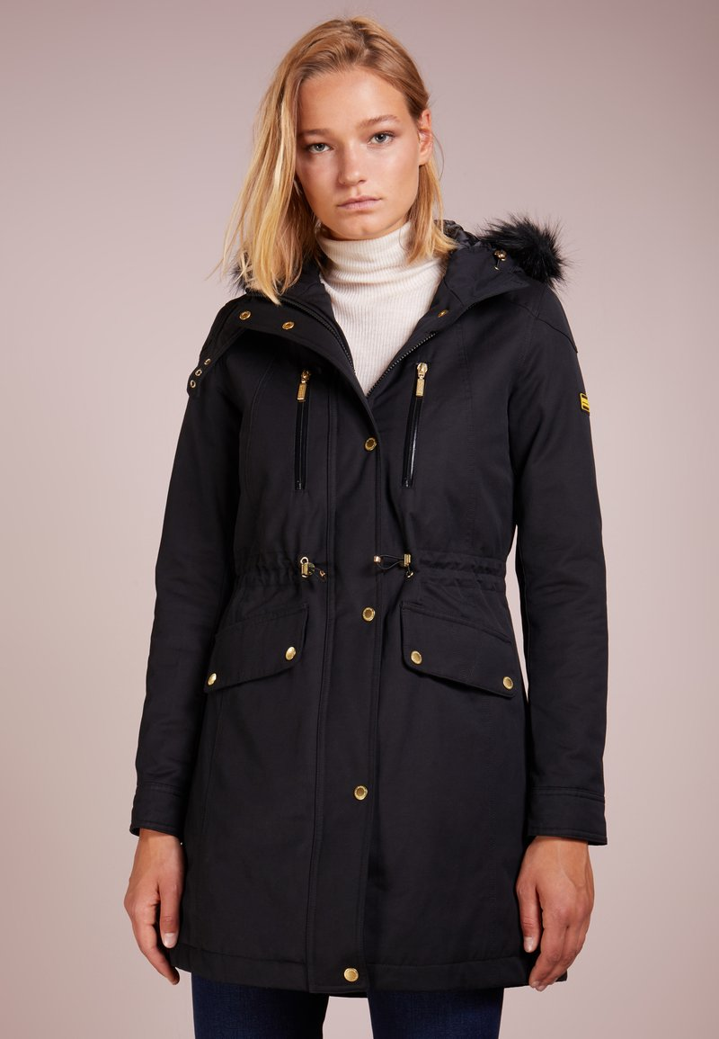 Barbour International - CLADY - Parka - black