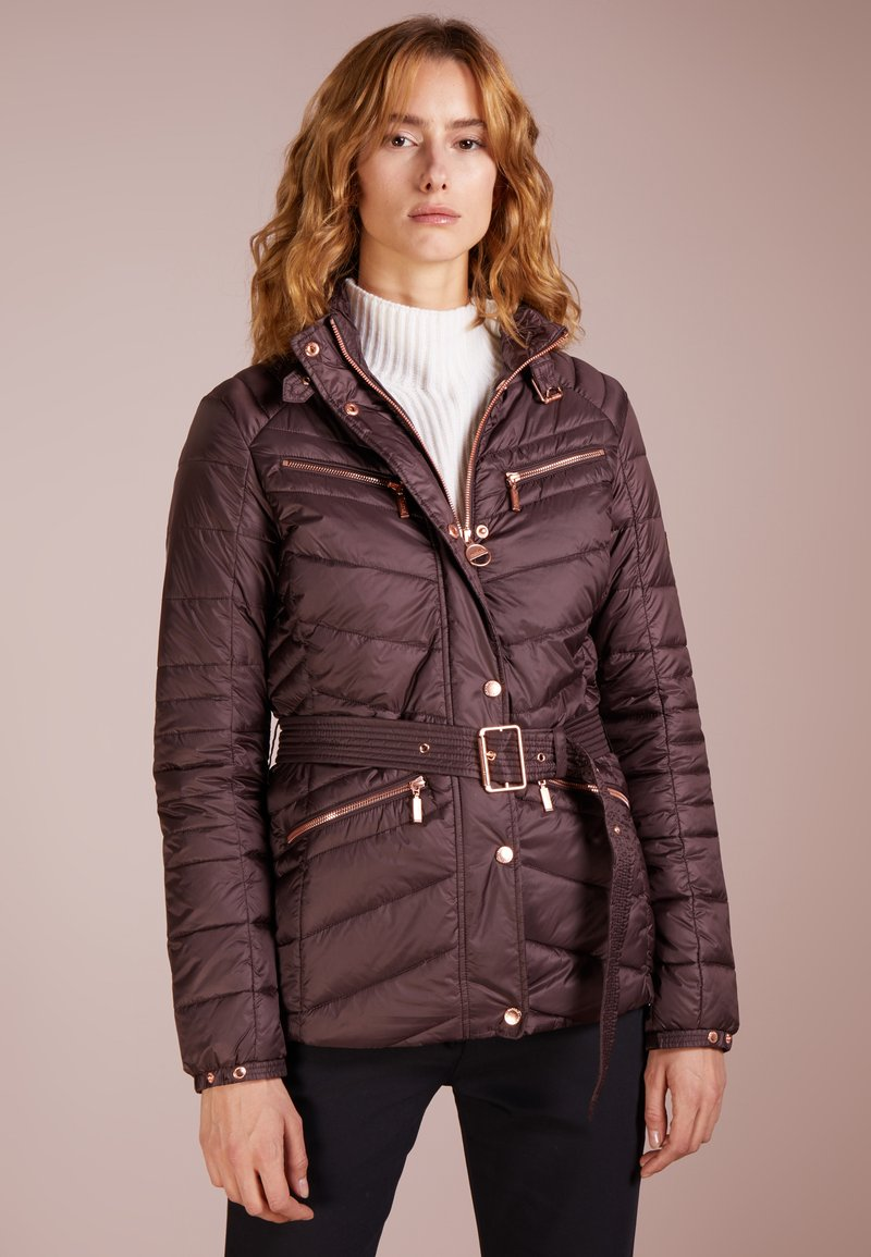 Barbour International - TRAIL - Jas - cocoa