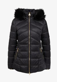 Barbour International - HAMPTON QUILT - Winter coat - black - 7
