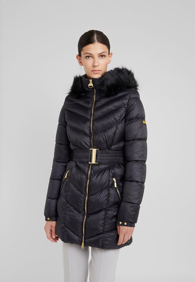 Barbour International - HIGHPOINT QUILT - Winter coat - black
