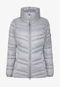 Barbour International - RALLY QUILT - Light jacket - ice white - 3
