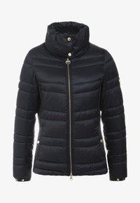 Barbour International - RALLY QUILT - Light jacket - black - 4