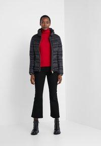 Barbour International - RALLY QUILT - Light jacket - black - 1