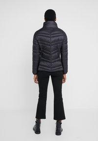 Barbour International - RALLY QUILT - Light jacket - black - 2
