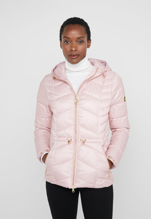 ACE QUILT - Winter jacket - blusher