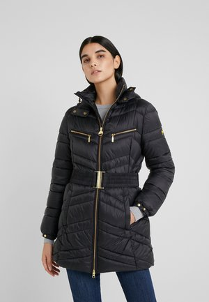 CROSS QUILT - Light jacket - black