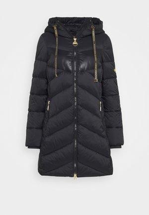 PORTIMAO QUILT - Płaszcz zimowy - black