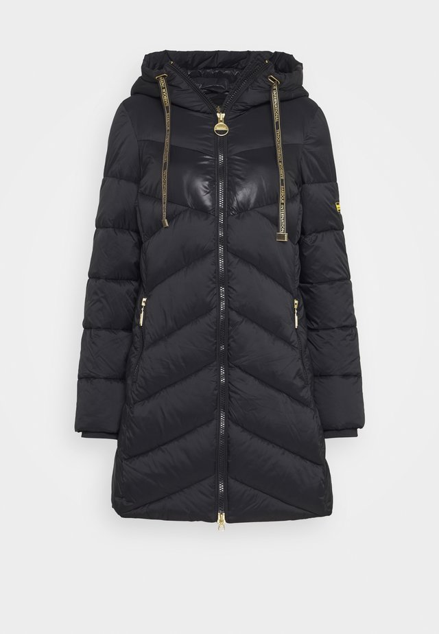 PORTIMAO QUILT - Winter coat - black