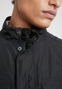 Barbour International - STANNINGTON CASUAL - Lehká bunda - black - 3