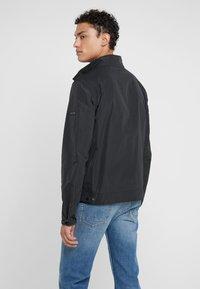 Barbour International - STANNINGTON CASUAL - Lehká bunda - black - 2