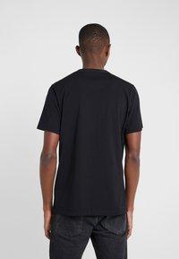 Barbour International - MONO TEE - T-shirt print - black - 2