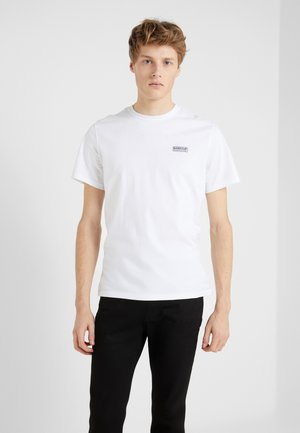 ESSENTIAL SMALL LOGO TEE - T-shirt basic - white