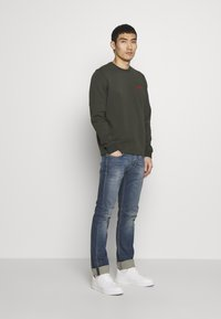 Barbour International - TEE - Longsleeve - jungle green - 1