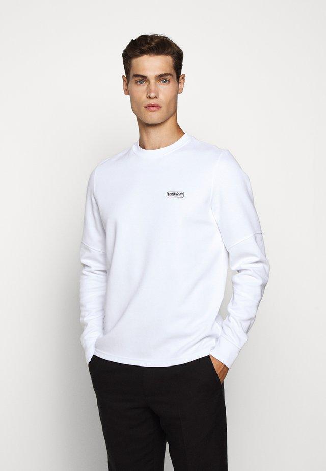DECALL - Sweatshirt - white