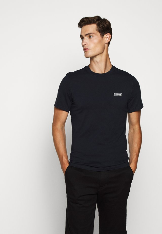 SMALL LOGO TEE - T-Shirt basic - international navy