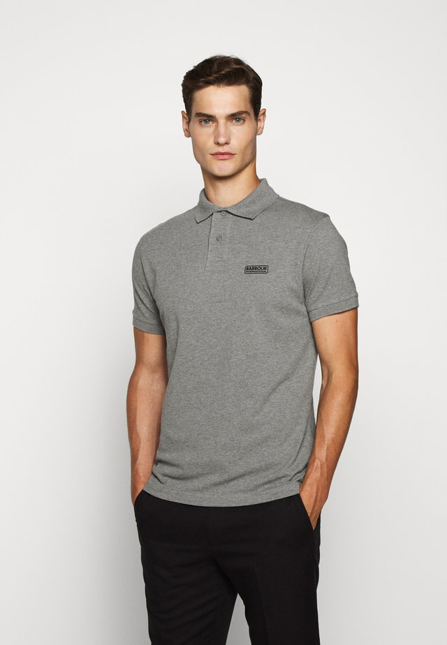 ESSENTIAL - Polo shirt - anthracite