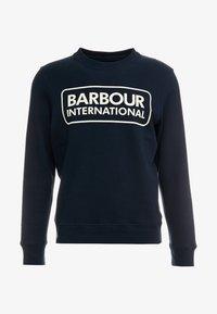 Barbour International - LARGE LOGO - Sweatshirt - navy - 4