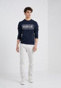 Barbour International - LARGE LOGO - Sweatshirt - navy - 1