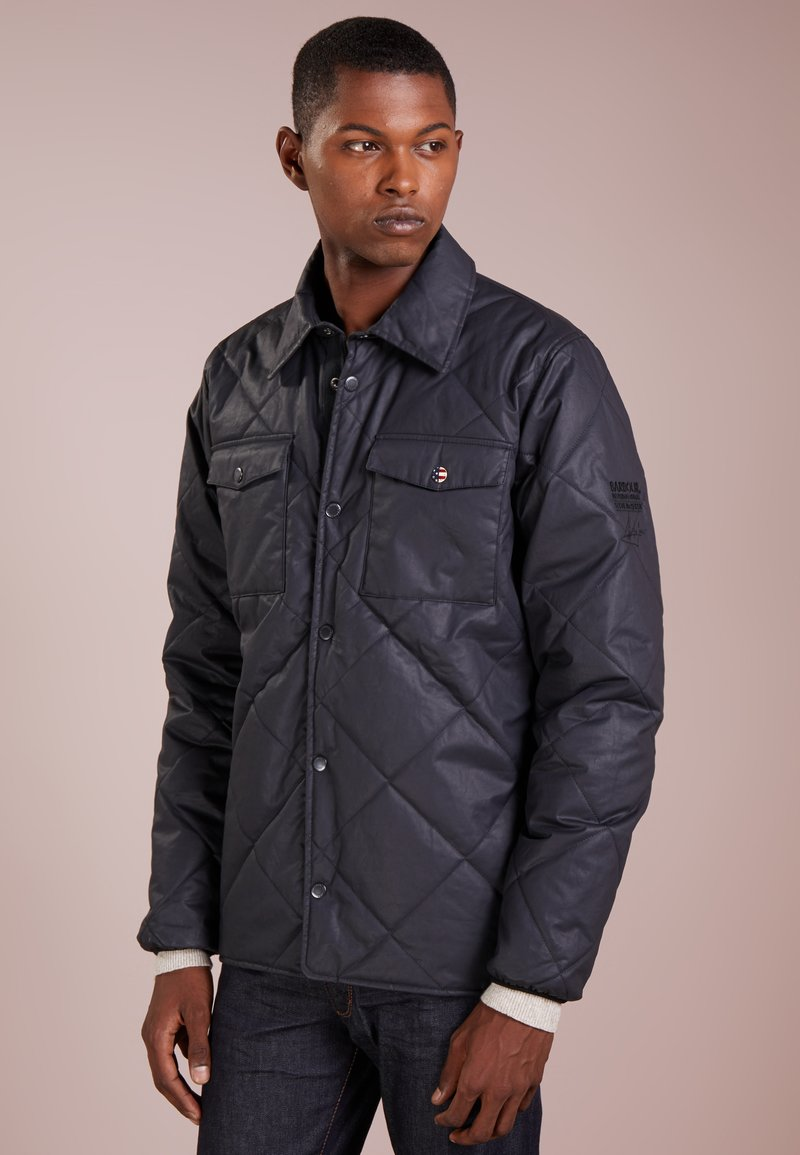 Barbour International - SONORAN QUILT - Light jacket - black