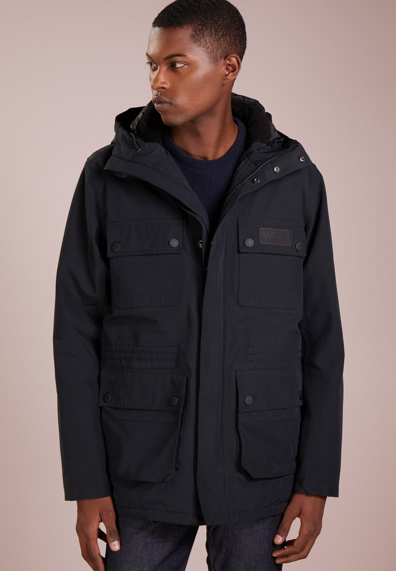 Barbour International - Jas - black