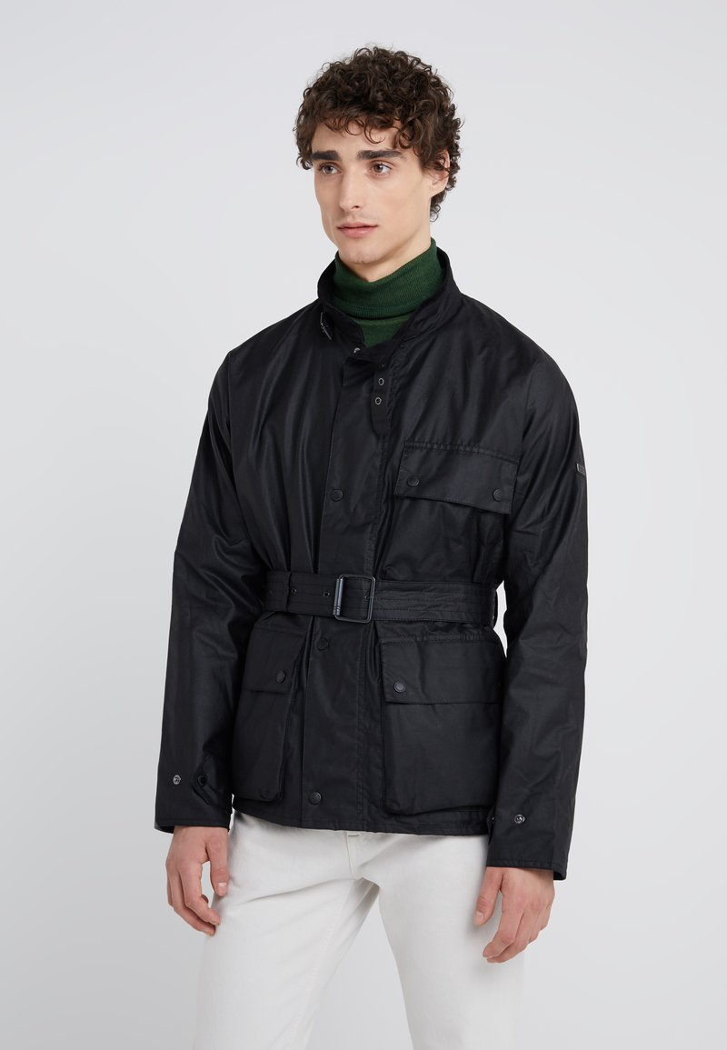Barbour International - TRAJAN  - Leichte Jacke - black