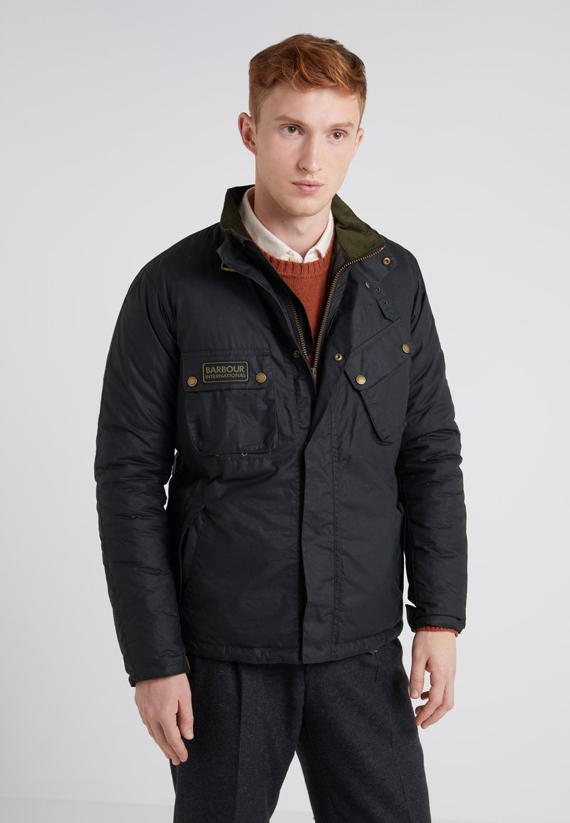 Barbour International - LEVER - Übergangsjacke - sage