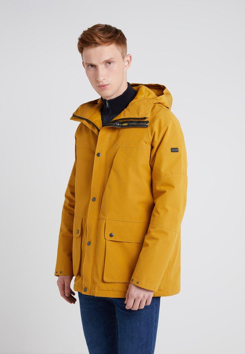 Barbour International - RIDGE JACKET - Down jacket - yellow