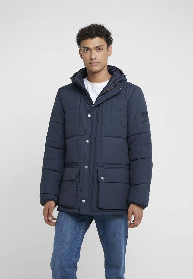 GOSHEN QUILT - Winter jacket - navy