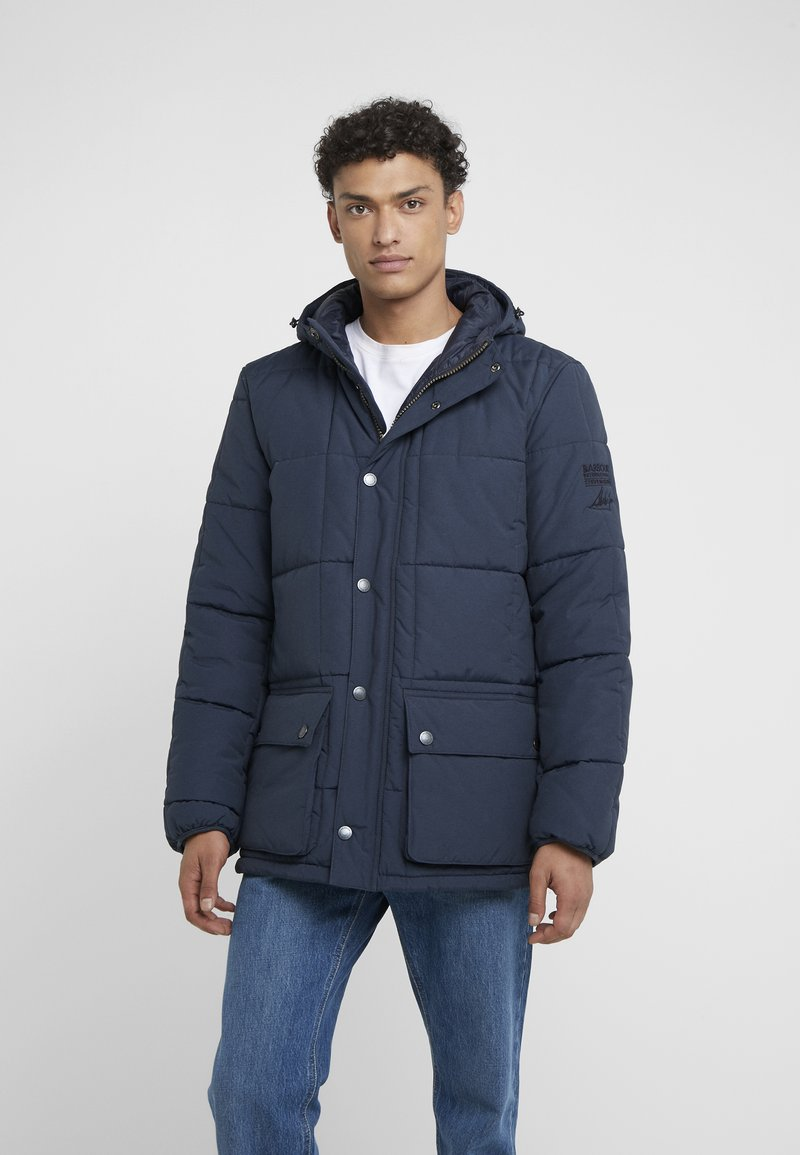 Barbour International - GOSHEN QUILT - Winter jacket - navy
