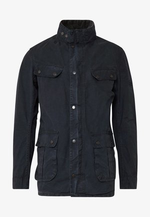 COLOURED DUKE CASUAL - Korte jassen - navy