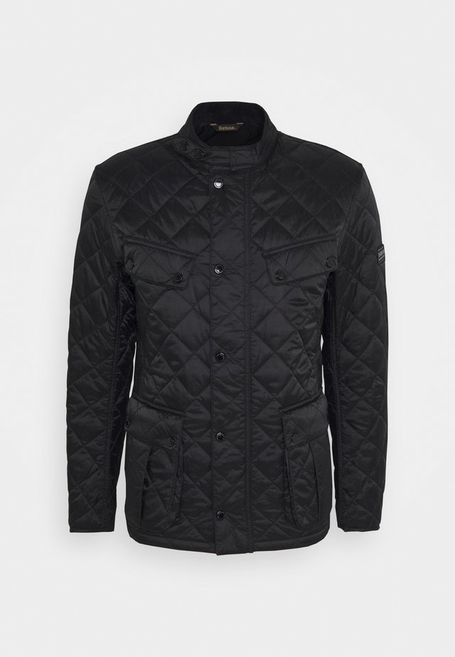 ARIEL QUIT - Light jacket - black