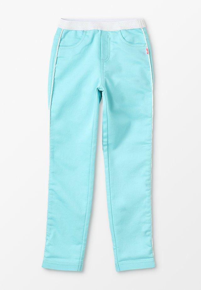 JEGGING - Jeans Skinny Fit - türkis
