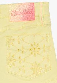 Billieblush - Szorty jeansowe - lime - 3